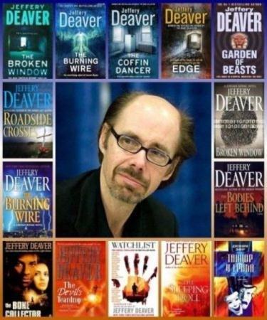 Джеффри Дивер - Собрание сочинений (21 книга) (2009-2014)