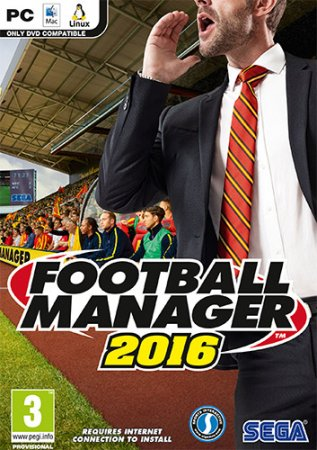 Football Manager 2016 v.16.2.0 (2015/PC/RUS) RePack by FitGirl