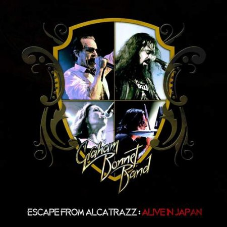 Graham Bonnet Band - Escape From Alcatrazz [Alive In Japan] (2016)