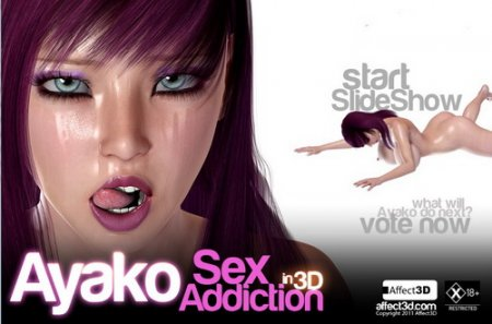Ayako: Sex Addiction v.3 (2013/EN/PC)