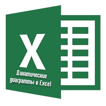 Динамические диаграммы в Excel (2016) WEBRip