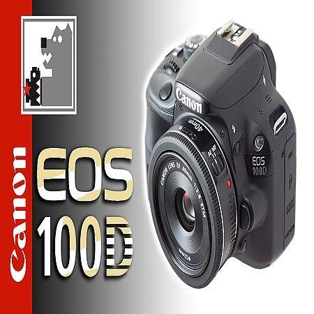 Canon 100D.  Зеркалка - рекордсмен для новичков и не только (2016) WEBRip