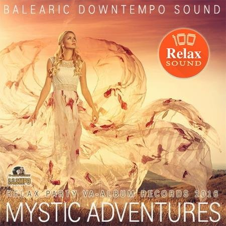 Mystic Adventures: Balearic Downtempo (2016)
