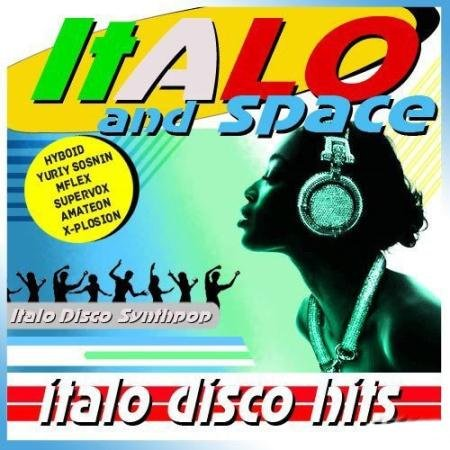 VA - Italo and Space Disco (2016)