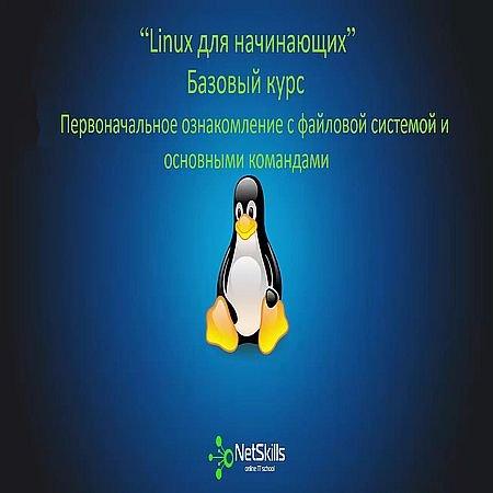 Linux для начинающих. Файловая система и основные команды (2016) WEBRip