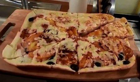 Пицца  Ленивая (2016)