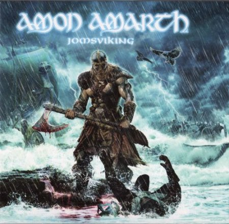 Amon Amarth – Jomsviking (2016)
