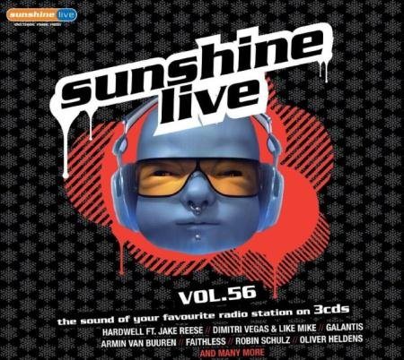 VA - Sunshine Live Vol.56 (2016)