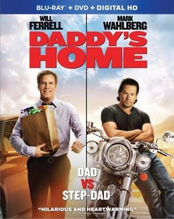 Здравствуй, папа, Новый год  / Daddy's Home  (2015) HDRip