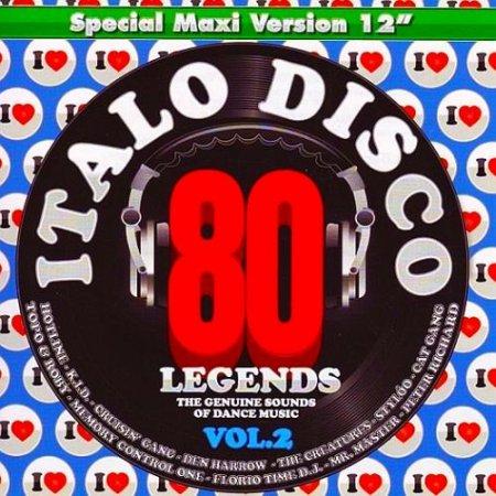 I Love Italo Disco Legends Vol.2 (2016)