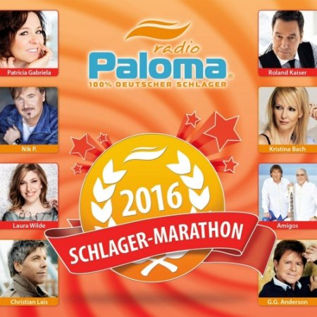 Radio Paloma - Schlager Marathon (2016)