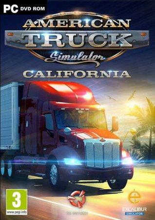 American Truck Simulator v.1.2.1.1s + 3 DLC (2016/PC/RUS) Repack by R.G. Freedom