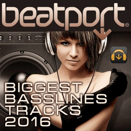 Beatport Biggest Basslines Tracks 2016 (2016)
