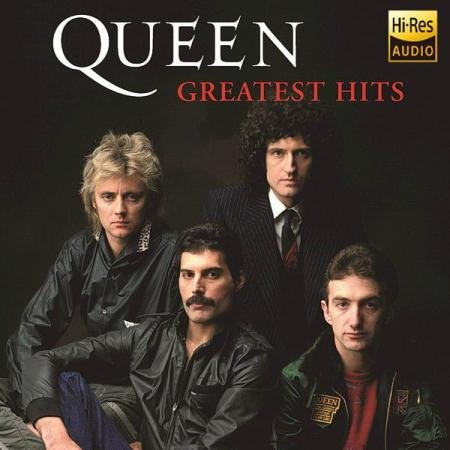 Queen - Greatest Hits (2016)