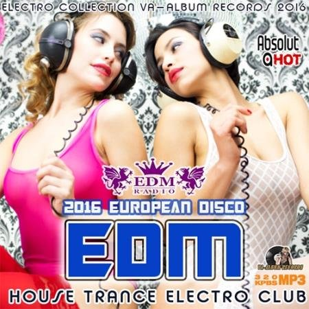 European Disco EDM (2016)