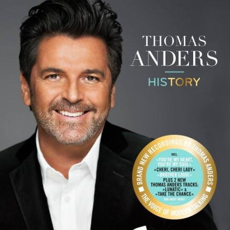 Thomas Anders - History (Deluxe Edition) (2016)