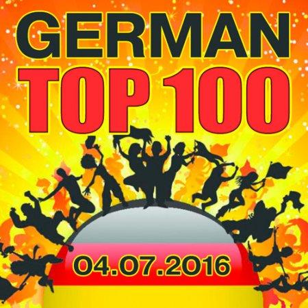 German Top 100 Single Charts 04.07.2016 (2016)