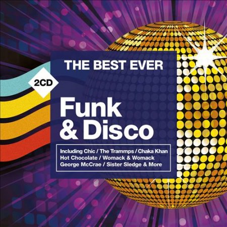 The Best Ever Funk And Disco (2016)