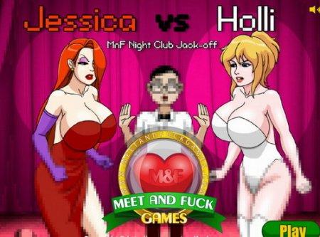 Jessica vs. Holli (2016/PC/EN)