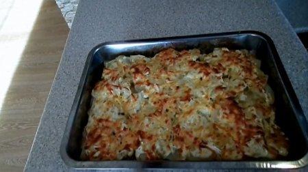 Чудесная картофельная запеканка (2016)