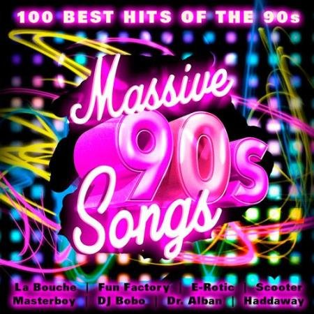 VA - Massive 90s Songs (2016)