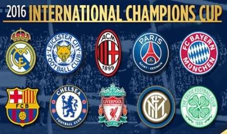Футбол. Международный Кубок Чемпионов 2016   (04.08.2016) WEBRip-AVC