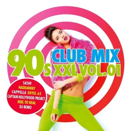 90s Club Mix XXL Vol.01 (2016)