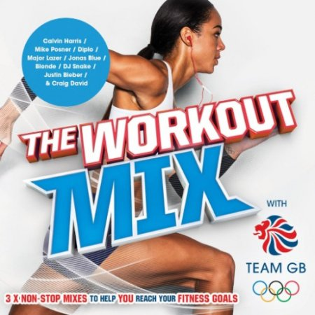 The Workout Mix - Team GB (2016)