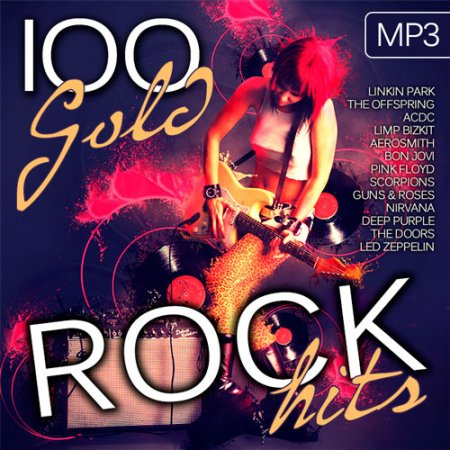 100 Gold Rock Hits (2016)