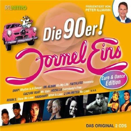 Formel Eins - Die 90er Euro and Dance Edition (2015)