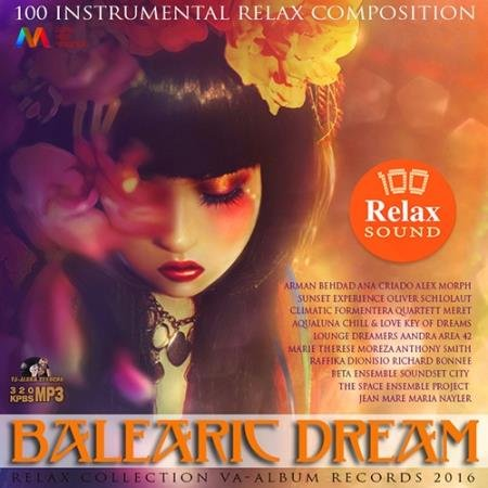 Balearic Dream: Relax Mixtape (2016)