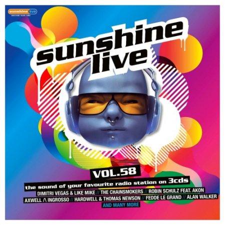 Sunshine Live Vol 58 (2016)
