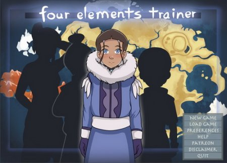 Four Elements Trainer v.0.3 (2016/PC/EN)
