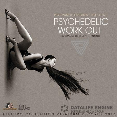 Psychedelic Work Out (2016)