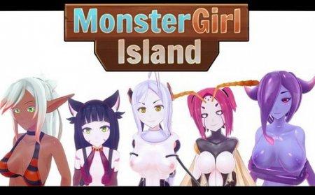 Monster Girl Island - Halloween Special (2016/PC/EN)