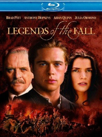 Легенды осени / Legends of the Fall (1994) HDRip / BDRip 720p