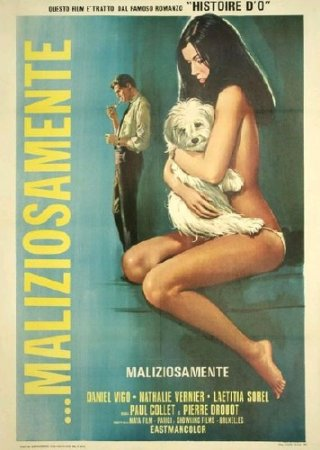 Объятия / L'etreinte / The Embrace (1969) DVDRip-AVC