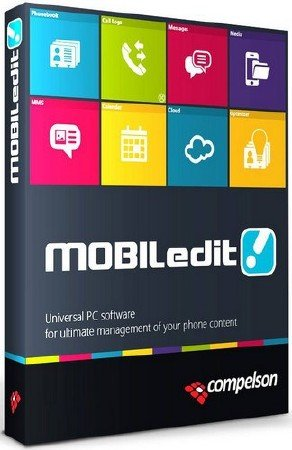 MOBILedit! Enterprise 9.0.0.21825 Portable (Ml/Rus/2017)