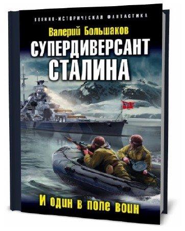 Валерий Большаков. Супердиверсант Сталина. И один в поле воин
