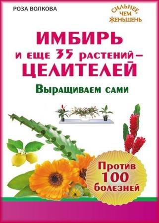 Роза Волкова - Имбирь и еще 35 растений-целителей. Выращиваем сами