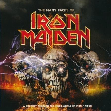 VA -  The Many Faces Of Iron Maiden (2016)