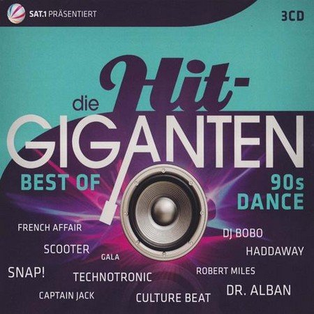 Die Hit Giganten Best of 90s (2017)