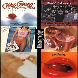 Wild Cherry Discography (1976-2004)