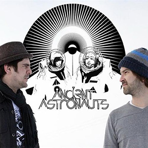 Ancient Astronauts Discography (2009-2012)