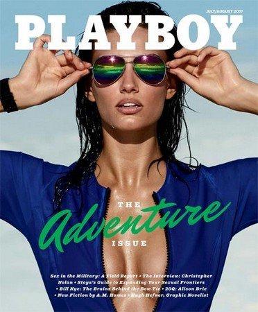 Playboy №7-8 (Июль-Август 2017) США