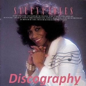 Salena Jones Discography (1971-2010)