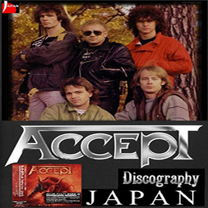 Accept Discography (1979-2014)