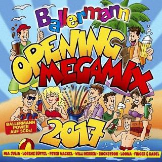 Ballermann Opening Megamix 2017 (2017)