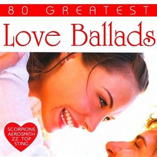 80 Greatest Love Ballads (2017)