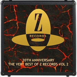 20th Anniversary The Very Best of Z Records Vol 2 (2017)